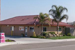 California Self Storage & Penske Facility